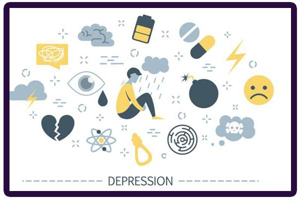 چرا دچار افسردگی می شویم.