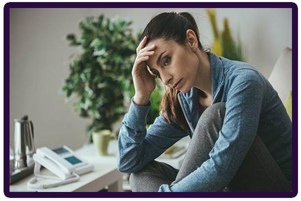 مهمترین علائم افسردگی در زنان متاهل