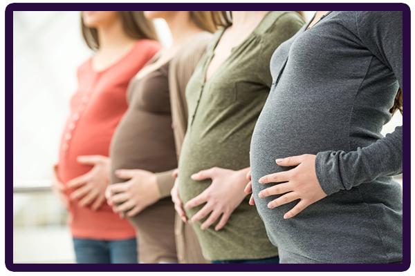 بارداری و درد زیر شکم4