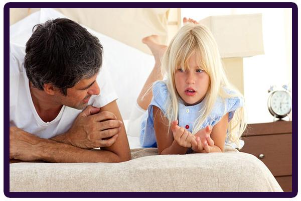 تربیت کودک از بدو تولد