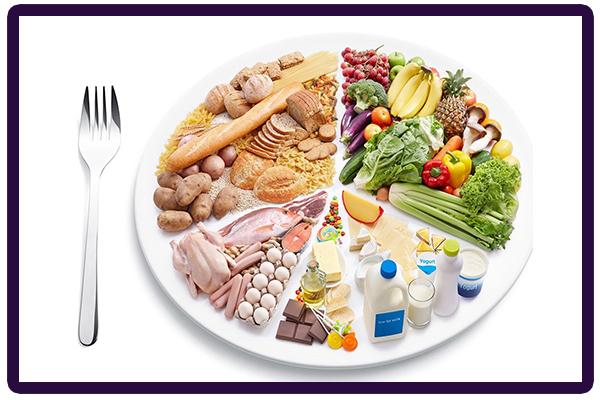 تاثیر تغذیه سالم در سلامت بدن