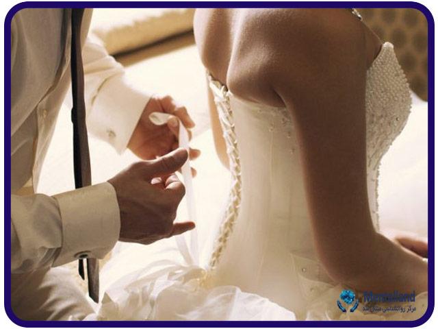 اولین شب ازدواج